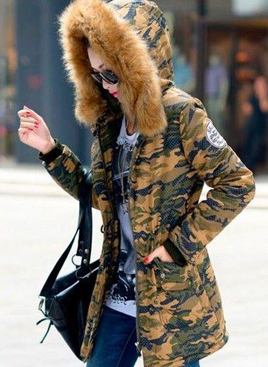 Модные пуховики зима 2016