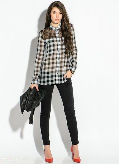 7. Популярные джинсы уже несколько сезонов не теряют свои позиции в модном рейтинге 2016 года. Элегантные скинни прекрасно подчеркнут все достоинства фигуры высоких и стройных девушек.