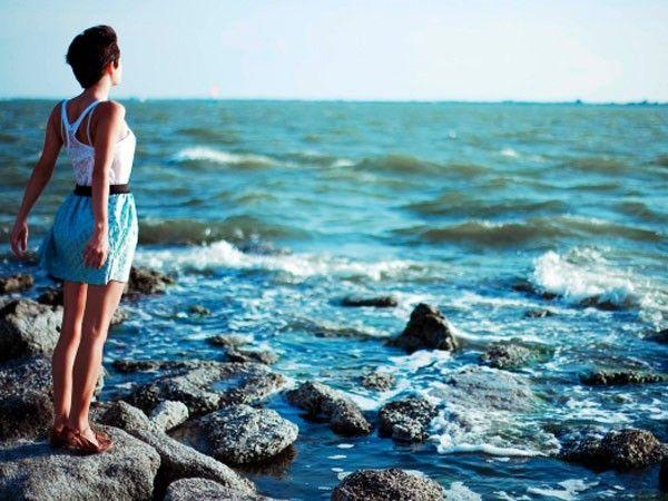 Фотосессия на море