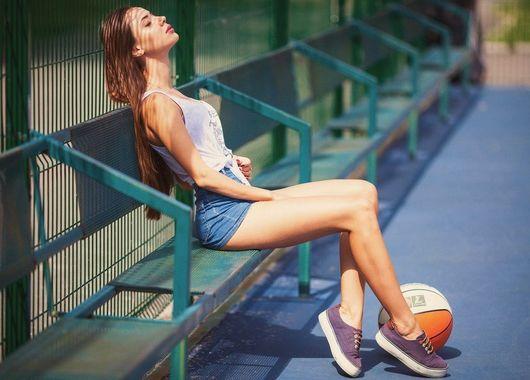 Спортивная фотосессия