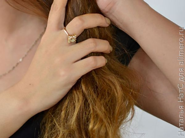 Пенка для укладки волос