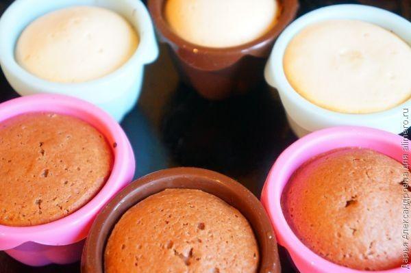 ароматные кексы
