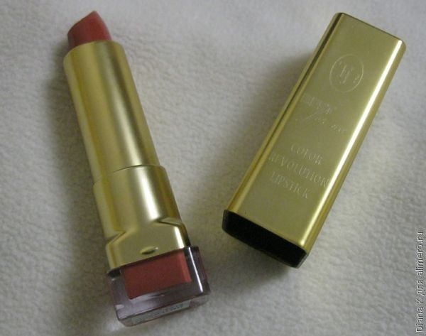 Моя любимая помада TF Color Revolution lipstick