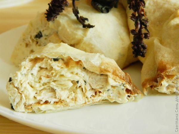 рецепты блюд из лаваша тонкого