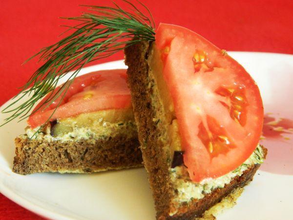 Летние бутерброды