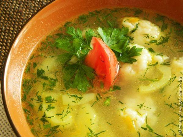 Как готовить суп с курицей и картошкой