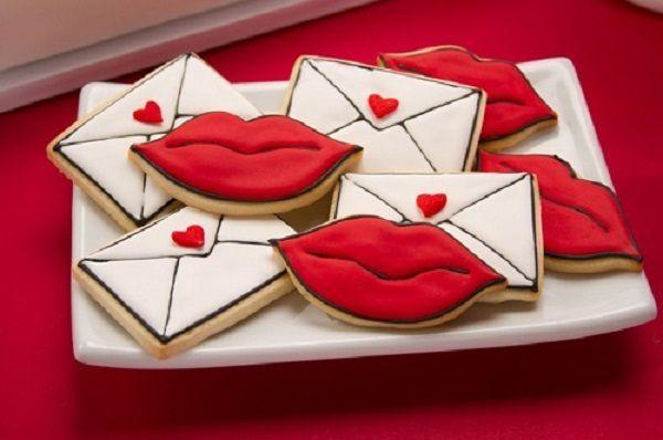 Любовные письма.