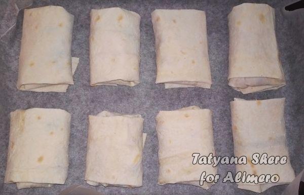 лаваш с сыром рецепт