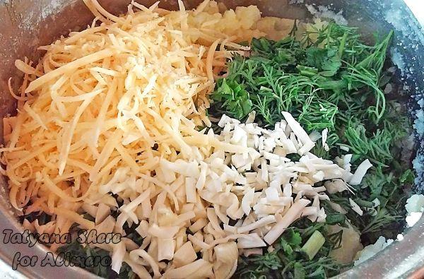 картофельные котлеты рецепт