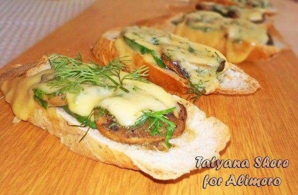 бутерброды рецепт