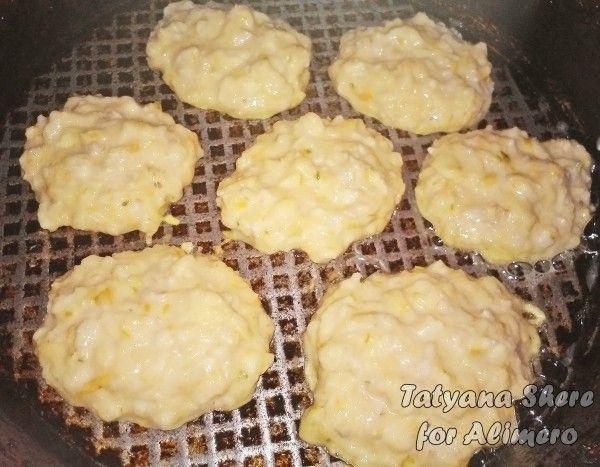 вкусные оладьи из патиссонов рецепты с фото