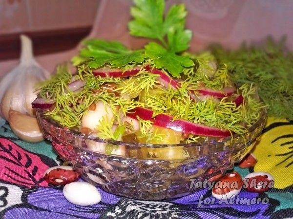 простенькие рецепты для салата