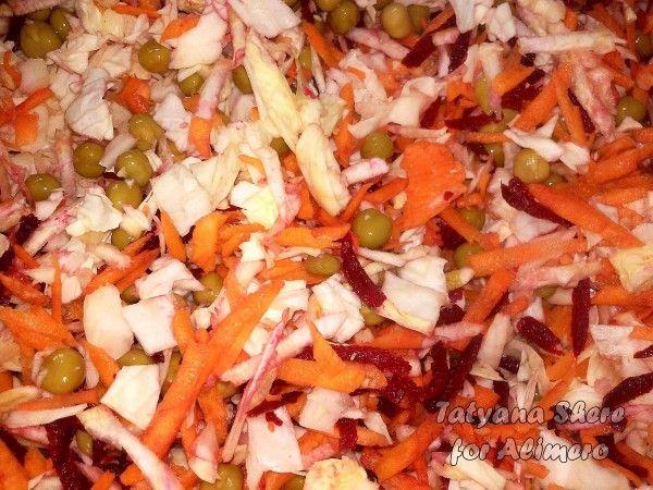 салат из курицы с корнем сельдереем рецепты