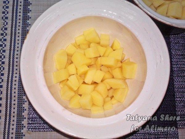 Суп в горшочках
