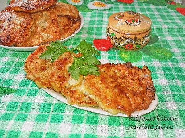 котлеты в духовке с картошкой рецепты с фото