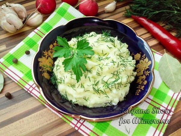 Картофельное пюре