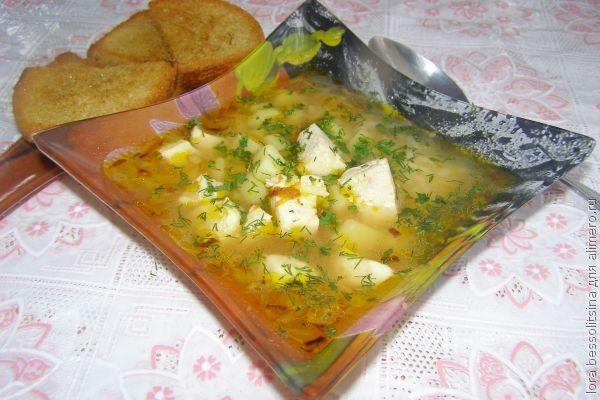 Суп на скору руку