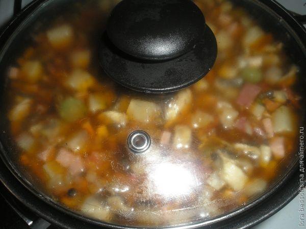 Супы в аэрогриле рецепты с фото пошагово