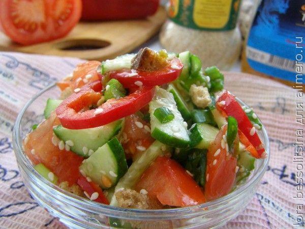 салат великопостный