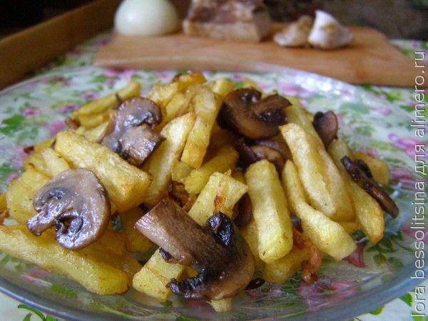 молода картошка