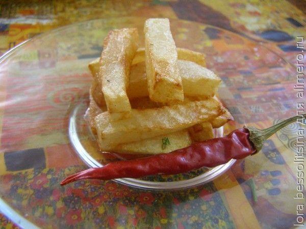 молода картошка, жареная