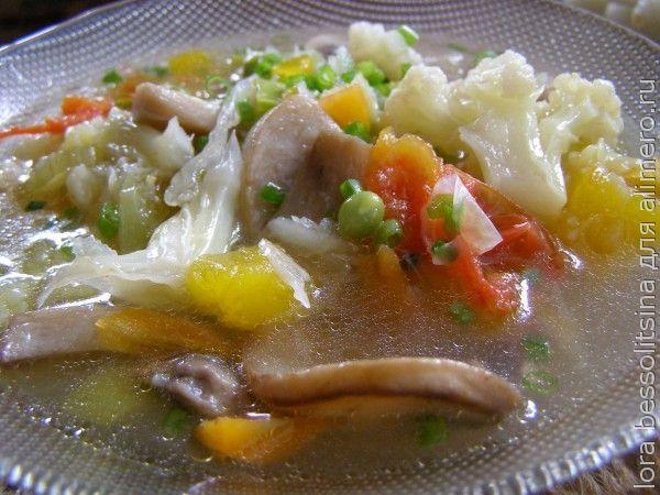 суп аппетитный