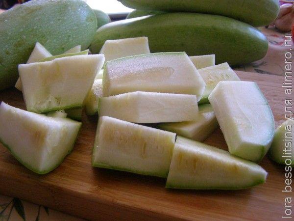 икра из овощей с грядки, кабачки