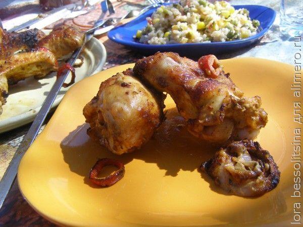 шашлыки куриные