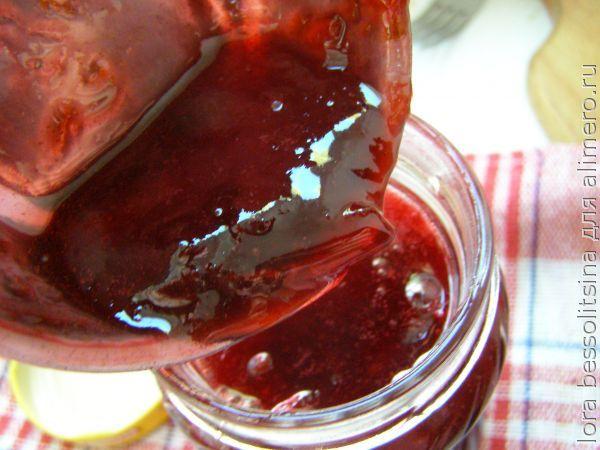 Рецепты из сливового варенья в домашних условиях 290