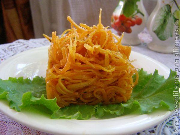 Салаты (простые и праздничные) - рецепты приготовления в ...