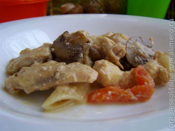 Приготовить вкусное блюдо из куриного филе