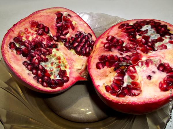 Витаминный фруктовый десерт