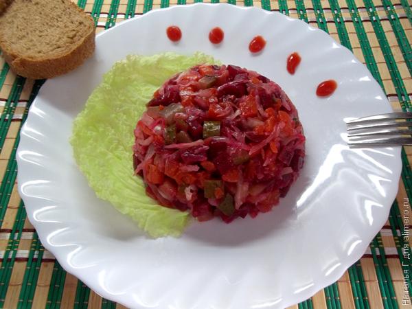 салат из мяса и соленых огурцов рецепты с фото