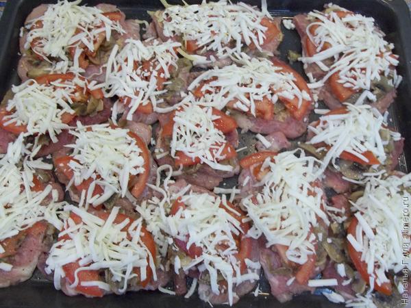 отбивные из свинины в духовке рецепты с фото