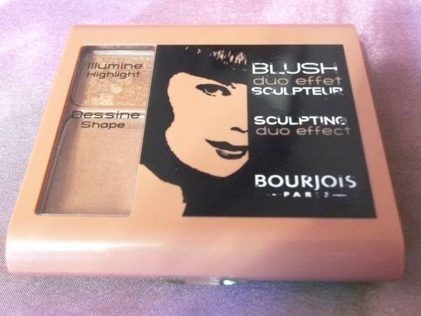 Румяна Bourjois - Blush Duo Effet Sculpteur