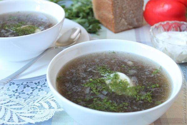 Суп из нута и чечевицы рецепты