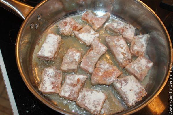 Рецепт гуся в духовке в тесте