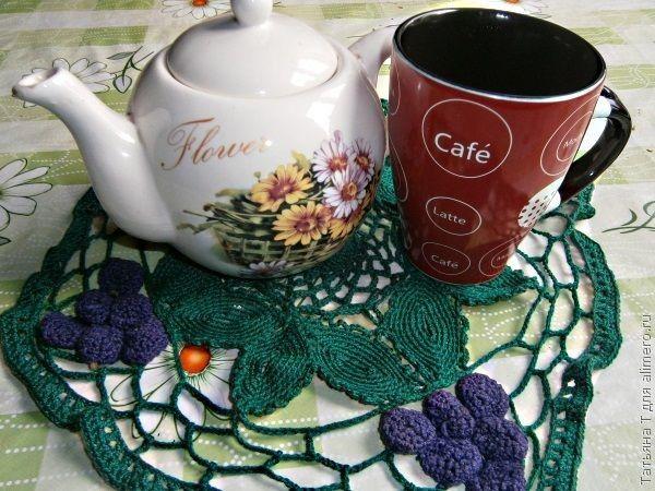 Мои любимые добавки в чай