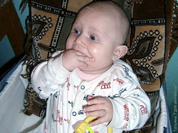 Вредные привычки детишек до года. Стоит ли с ними бороться? Часть 2