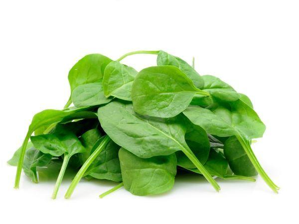 Сочные листочки шпината используют для салатов, консервации, а также в качестве гарнира к мясным блюдам.