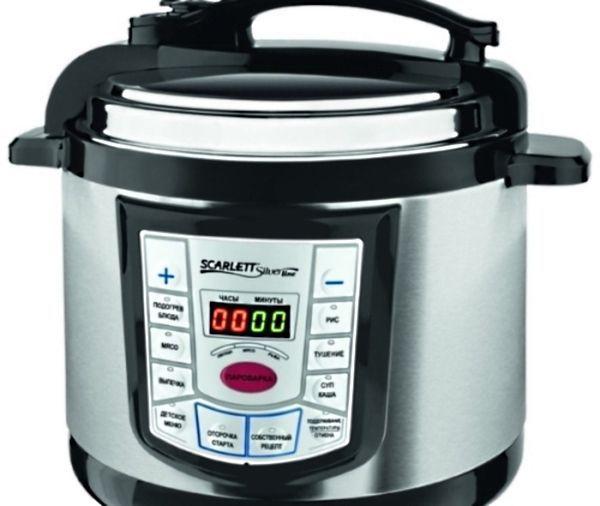 Приготовление холодца в скороварке значительно ускоряет и упрощает процесс. Подготовленные овощи, пряности и мясо  заливаю водой,  довожу до кипения и готовлю 40-60 минут в специальном режиме.