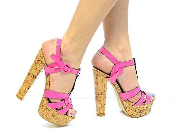 Женская обувь сезона весна-осень 2015