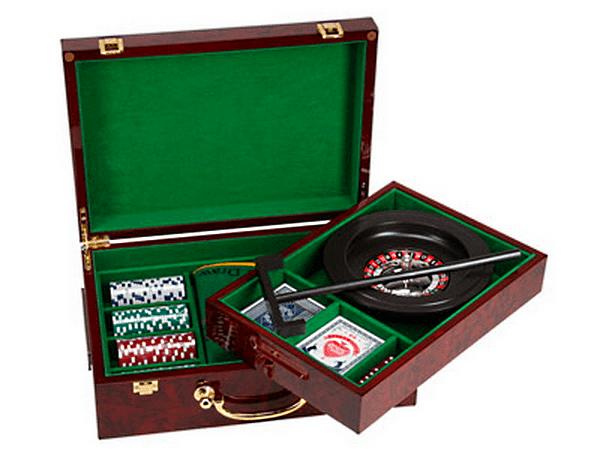 Настольное казино – для азартного мэна