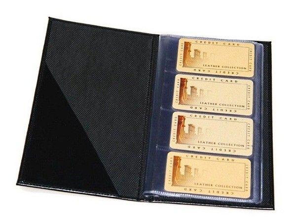 Органайзер для банковских карточек – для миллионера