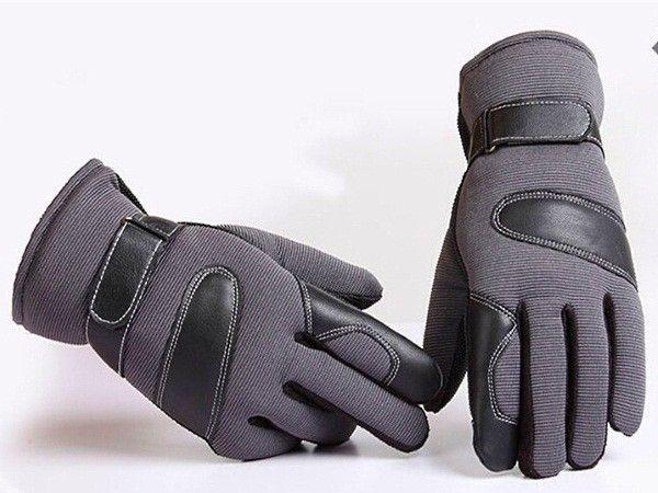 Теплые перчатки - для стильного мужчины