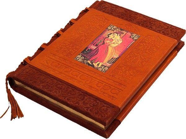 Подарочное издание камасутры - для умелого любовника