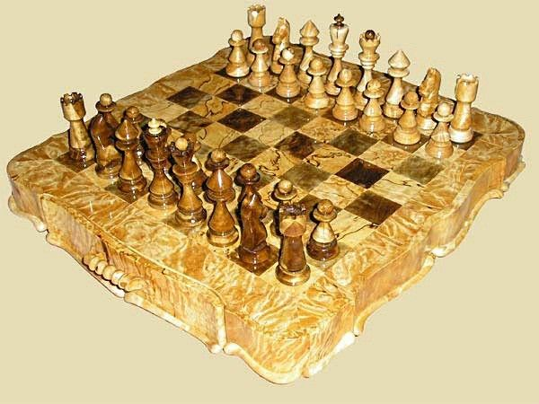 Шахматы – для мыслителя