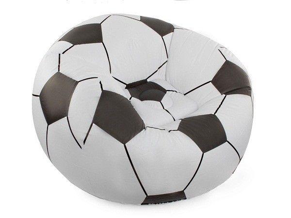 Кресло-мяч - для футбольного болельщика