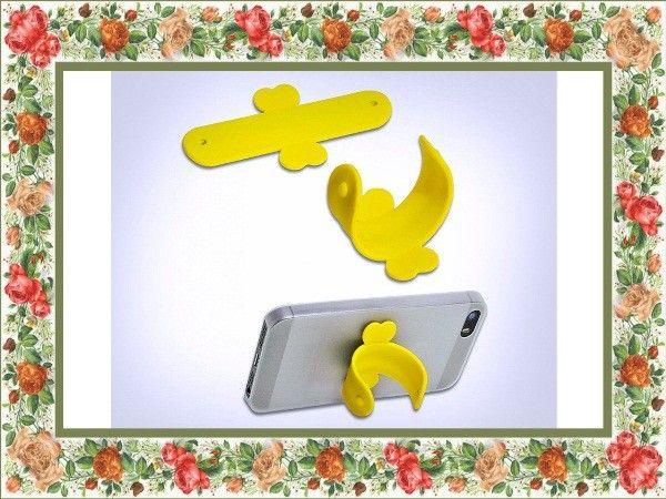 Подставка для телефона - любительницам смотреть видео.