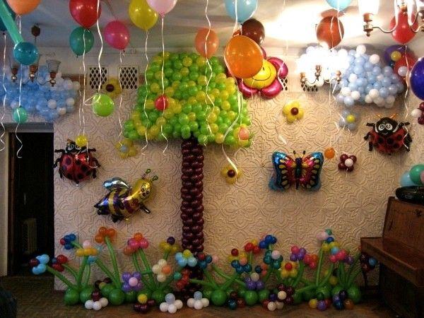 Вечеринка с воздушными шариками. Красивый праздник со множеством воздушных шаров, которые можно лопать, разрисовывать, запускать в небо, – отличный детский день рождения. А шары с сюрпризами – вообще красота.